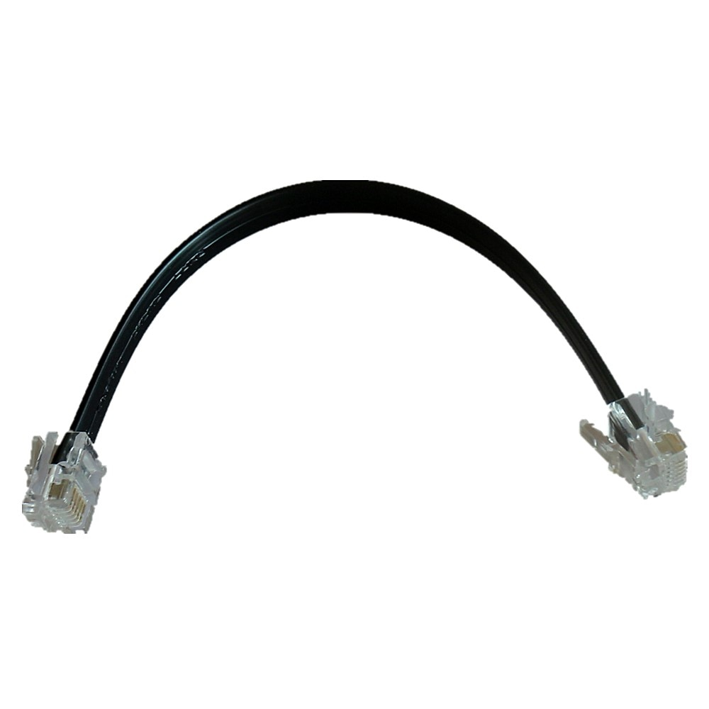 12cm curto painel de cristal conector extensão cabo estendido para yaesu rádio ft-1807 FT-1500M FT-1807M pés-3000 FT-3000M