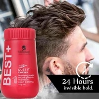 fluffy powder bangs to oil fluffy powder disposable hair and styling oil for men powder absorbent artifact women spray b8t1