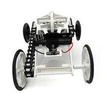 Double 11 concessionnaire créatif modèle de voiture de course puissance Auto SUV bricolage jouet Auto-chargement quatre roues véhicule descalade modèle Automobile jouets