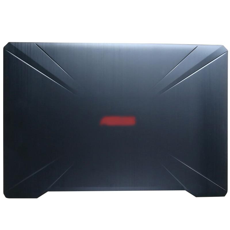 Para Asus FX504 FX86 FX86S FX505 FX80 FX80G FX80GD FX504G FX504GD LCD de ordenador portátil cubierta/bisagras 47BKLLCJN70