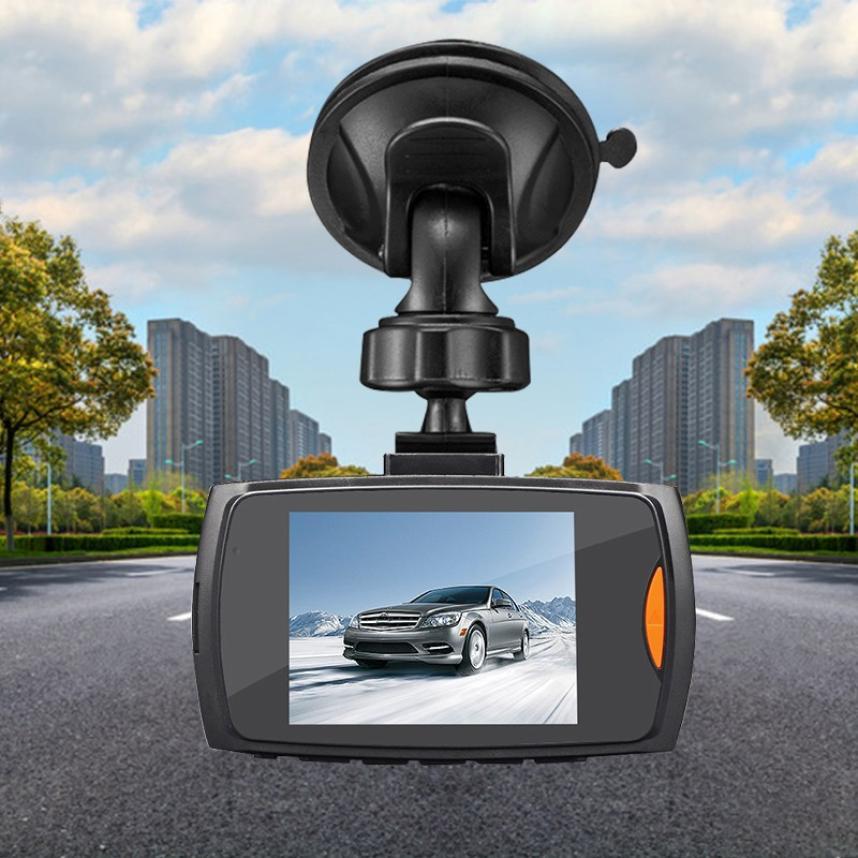 Cámara con lente automática para salpicadero de coche, videocámara DVR con pantalla...