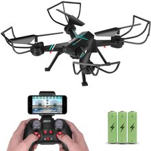 FPV RC Quadcopter Drohne mit Kamera Live Video Drone für Kinder Geschenke Höhe Hover 3D VR Flugzeug iPhone Fernbedienung drone
