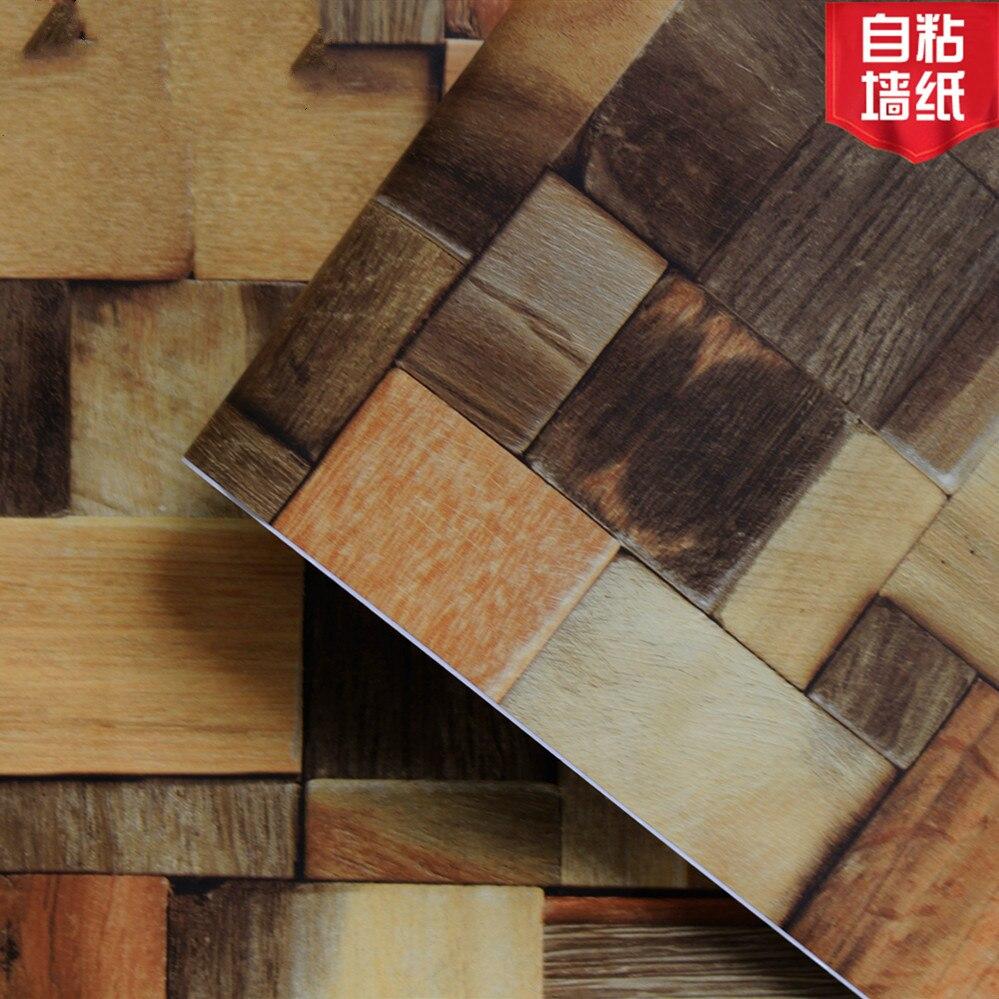 45cm-100cm Retro personality imitation stone stone stone marble culture stone wallpaper living room bar cafe brick wallpaper