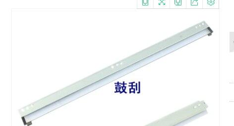 Unidad de tambor nuevo c 454 10 set + correa de transferencia 454c 5 uds + hoja de limpieza de transferencia para Konica c454 10 Uds enviar a Guangzhou