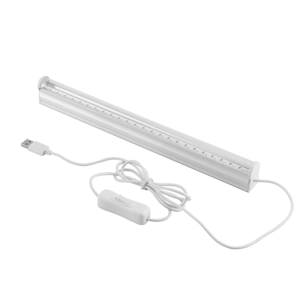 Atmósfera UV fiesta Batten luz negra LED luz negra azul UV barra de luz T5 tubo BLB lámpara para detección etapa USB