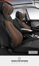 عالية الجودة سيارة كهربائية كرسي التدليك مسند الرأس و كرسي التدليك الكهربائي قطني مسند الظهر للجدار العظيم هافال/تحوم H6 H5 H3 H2