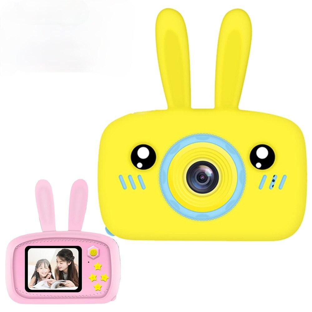 Cámara de 12MP para niños, Mini Juguetes educativos para cumpleaños, cámara Digital...