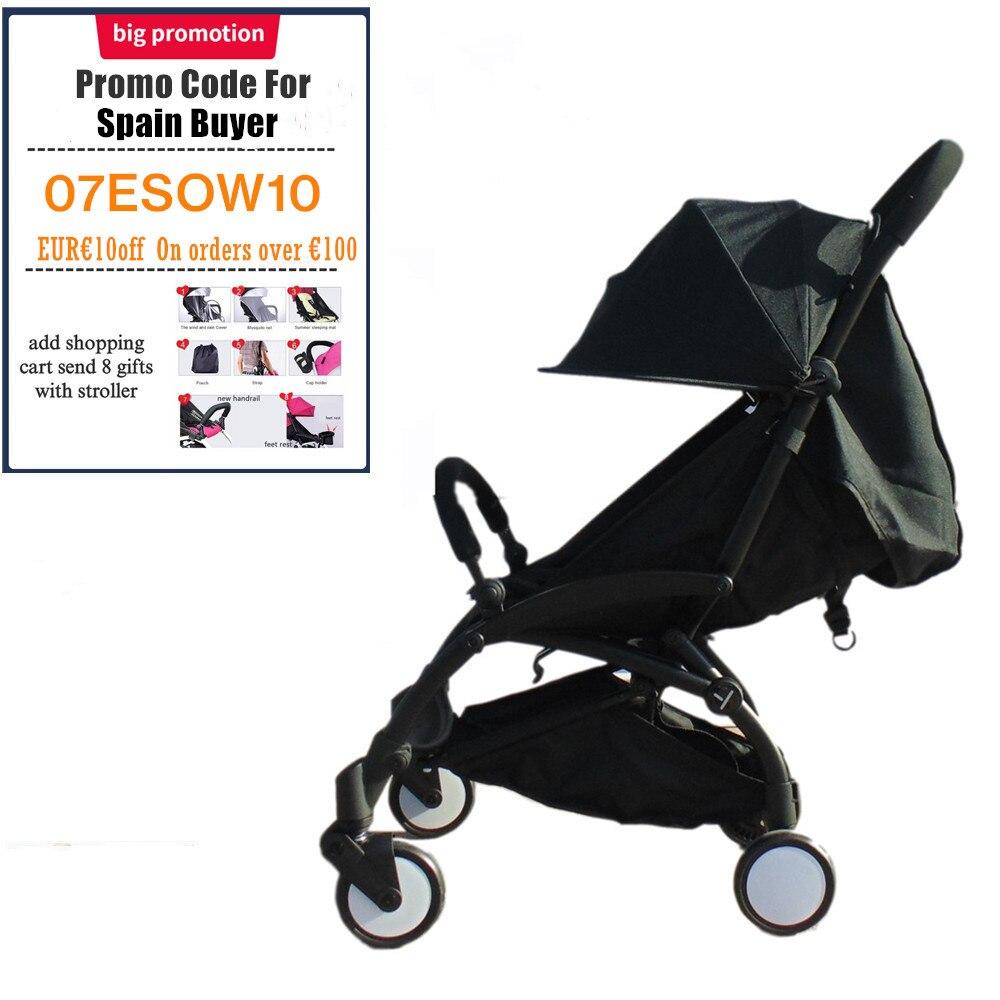 الأصلي Yoya عربة طفل خفيفة الوزن المحمولة عربة السفر 5.8 كجم عربة طفل أوروبا رائجة البيع عربة طفل Puchchair