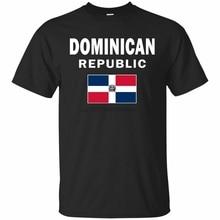 Koszulka dominikana z flagą Republica Dominicana (1)