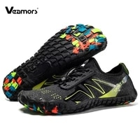 men water aqua shoes women five toe swimming sneakers barefoot sandals for kids beach hiking shoes breathable quick dry footwear