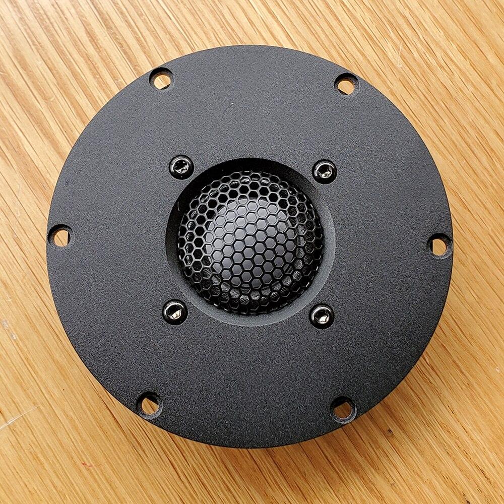 زوج hiend MeloDavid 110BE25 25 مللي متر نقي BE البريليوم قبة مكبر الصوت مكبر الصوت Nd المغناطيس 110 مللي متر 2021Ver