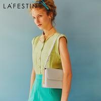LA FESTIN 2021 luxury designer for women crossbody bag Retro 2021 NEW fashion shoulder bag leather Ladies shoulder bag bread