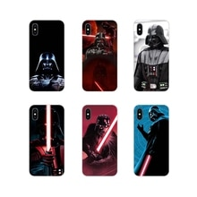 Accessories Phone Cases Covers Darth vader For Apple iPhone X XR XS 11Pro MAX 4S 5S 5C SE 6S 7 8 Plu