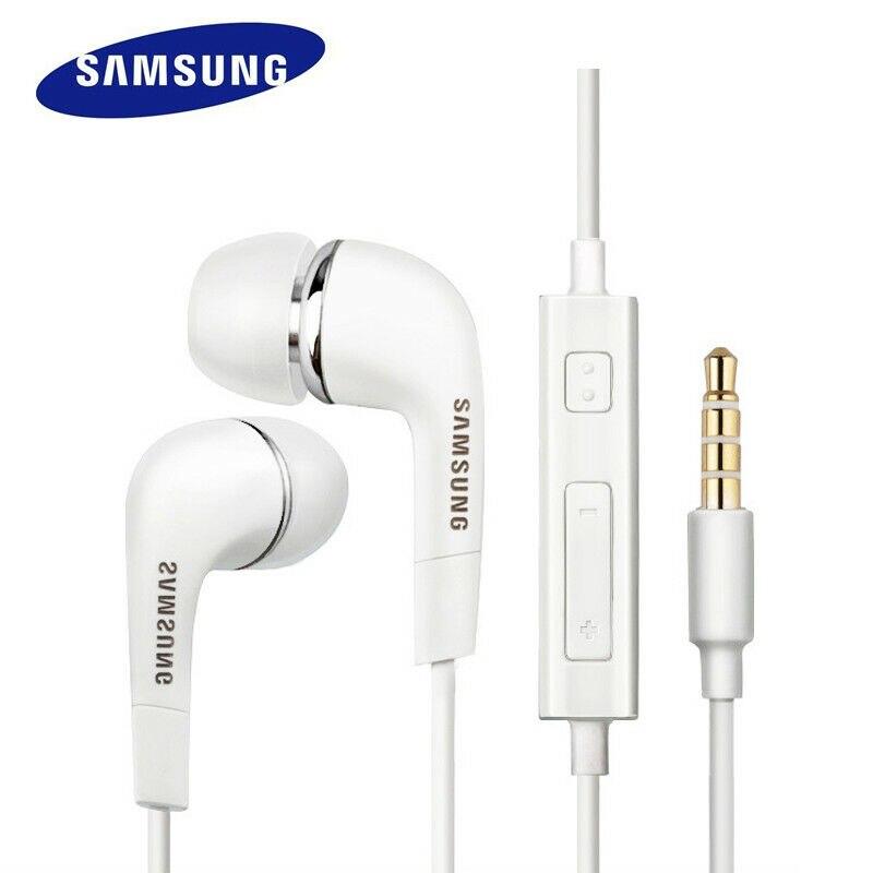 Auriculares originales Samsung S3 EHS64 con micrófono incorporado de 3,5mm con cable para Galaxy S6/S4/S5 Note2/3/4