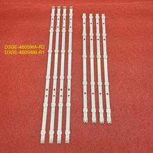 LED backlight strip(8)for Samsung HG46NA578 HG46NA570 HG46EA590 UE46EH5450 UE46EH5037 UE46EH5057 UE4