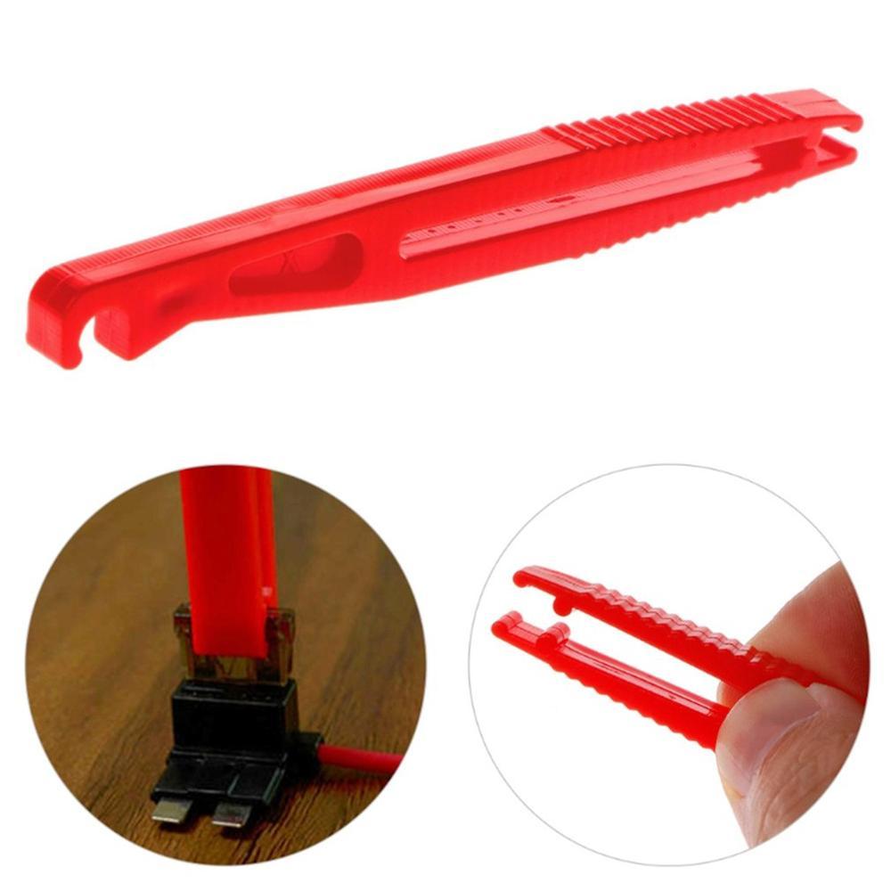 Accesorios de la herramienta de seguridad del desmontaje del Extractor de inserción del soporte de la máquina expendedora de coche