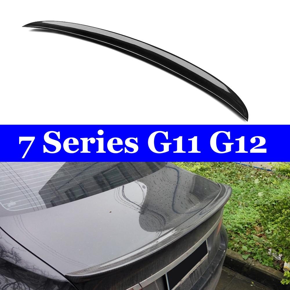 Para BMW serie 7 G11 G12 alerón trasero para maletero Tail Lip 2016 +
