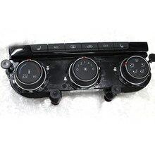Ручной MT Кондиционер панель AC контроллер с подогревом сиденья подходит для Golf 7 MK7 5GG907426C 5GG 907 426 C