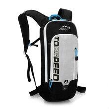 6L Waterproof Bicycle Backpack Men's Women MTB Mountain Bike Water Bag Nylon Cycling Hiking Camping Running Hydration Backpack