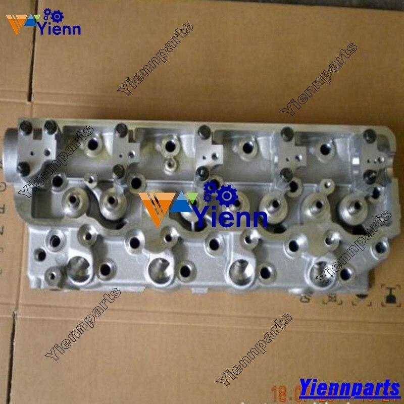 100% nuevo para Mitsubishi 4D55 4D56 culata para MITSUBISHI 4D55 4D56 partes de reconstrucción de motor Diesel