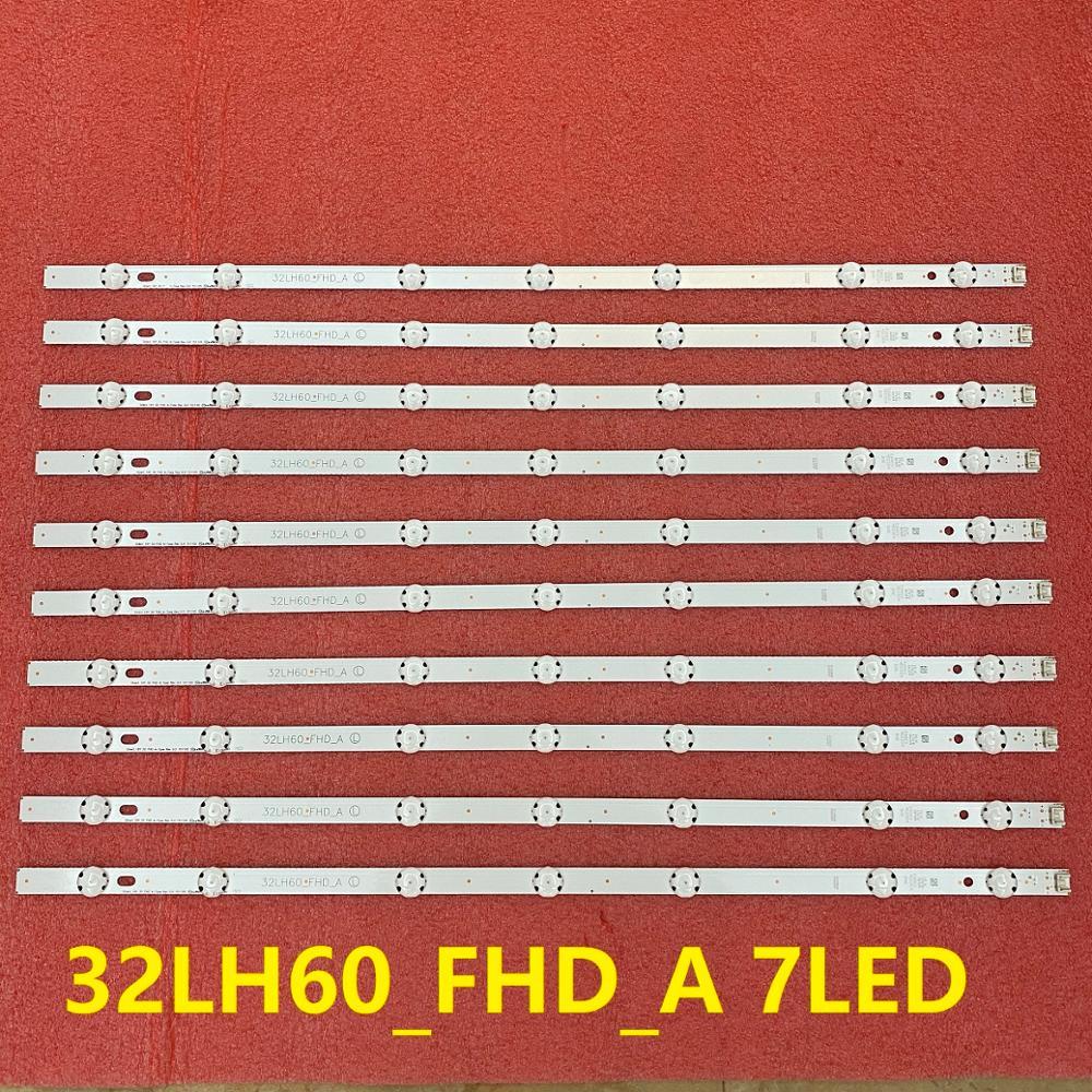 جديد 10 قطعة/الوحدة LED blacklight قطاع ل LG innotek مباشرة 16Y FHD 32LH604V 32LH530V 32LH60_FHD_A sl SSC_32inch_FHD EAV63452304