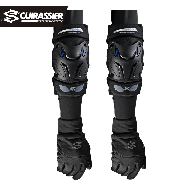 Cuirassier Knee protector Motocross Elbow Protection Motorcycle Knee Pads Brace Racing Guards Riding Off-Road Elbow Protection enlarge