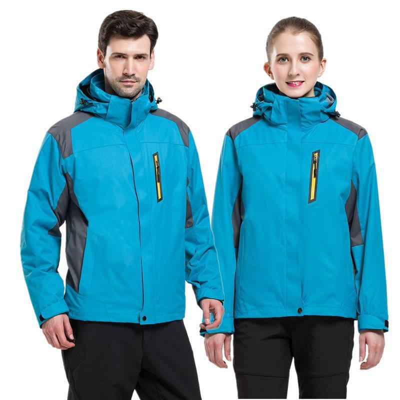 Clothes Coat Ski Equipment Jacket Snow Women Snowboard Jacket Skiing Set Snow Suit Men Combinaison Ski Protective Gear BJ50HX