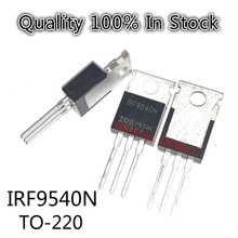 10PCS/LOT   IRF9540NPBF  IRF9540  IRF9540N P-channel field effect MOS tube 23A 100V TO-220