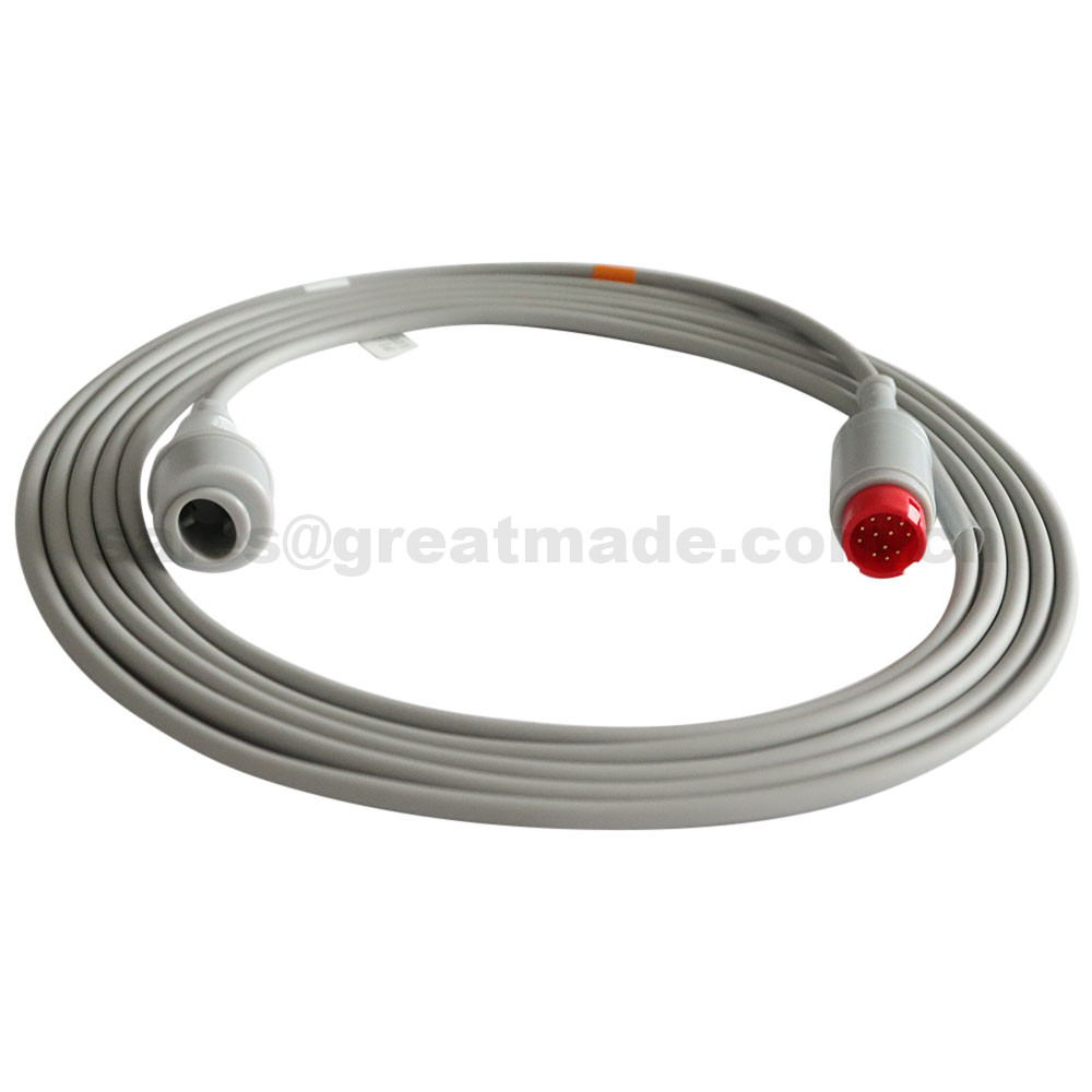 IBP Adapter kabel, HP 12pin ->Edward-5pin HP Kompatibel-Edward
