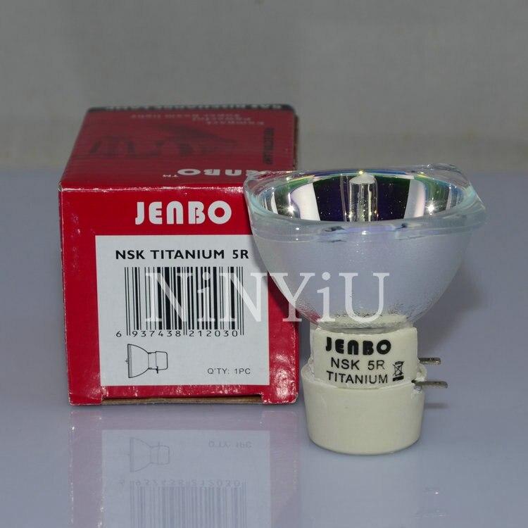 JENBO NSK TITAN 5R 200W strahl lampe, ADJ-Vizi Strahl 5R, elation platinum spot 5R