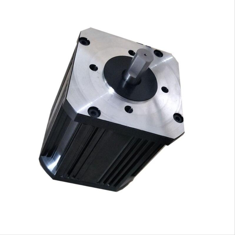 150W موتور تيار مباشر فرش السيارات محرك مضخة المياه معدات طبية المحرك يمكن تخصيص