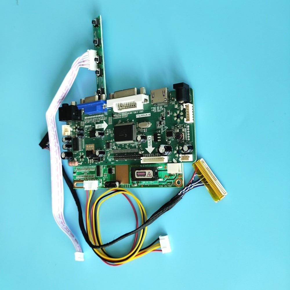 مجموعة شاشة LP141WP1 TL HDMI DVI VGA 14.1