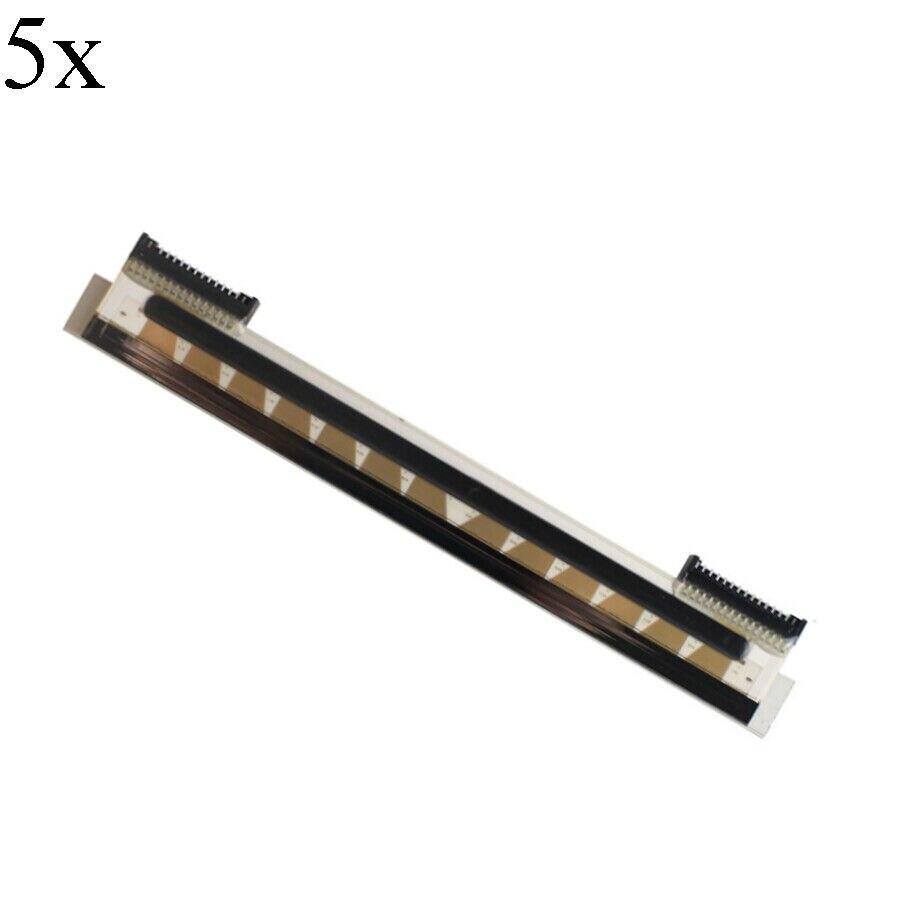 5 قطعة رأس الطباعة لل زيبرا GK420D GX420D ZP450 ZP550 الحرارية طابعة 105934-037