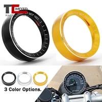for bmw r nine t r ninet pure scramble urban gs 2017 2020 2019 motorcycle speedometer bezel gauge ring tachometer trim cover