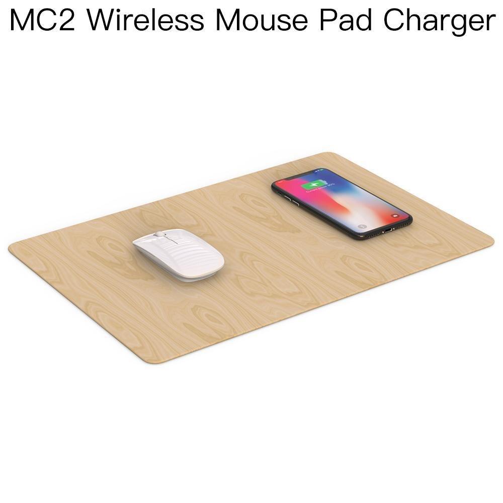JAKCOM MC2 alfombrilla para ratón inalámbrico cargador Super valor que cargador 12...