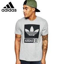 Nouveauté Original Adidas Originals TR GRP TEE shirt homme manches courtes vêtements de sport