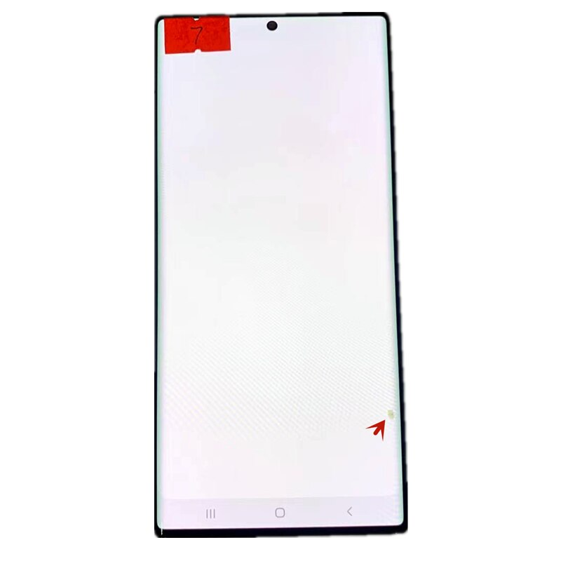 AMOLED For Samsung Note 20 Ultra LCD For Samsung Galaxy Note20 Ultra display SM-N985F SM-N985F/DS 5G Touch Screen Digitizer enlarge