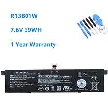 R13B01W R13B02W Laptop Battery For Xiaomi Mi Air 13.3