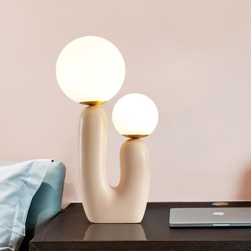 Modern Night Light Designer Nordic Creative Table Lamp Lving Room Bedroom Bedside Study Indoor Room Decoration Led Table Lamps enlarge