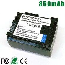 BP-808 BP-827 BP808 BP827 BP 808 827 Batterie Pour Canon BP-809 BP-819 FS200 FS21 FS22 FS100 FS10 FS11 HF200 HF20 HFS100 S10 FS300