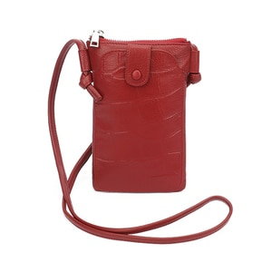 New Mobile Phone Bag Small Messenger Bag Genuine Leather Woman Ladies Hand Bags Luxury Handbags Women Bags Designer Shoulder Bag