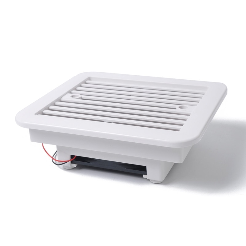 12V Fridge Vent with Fan for RV Trailer Caravan Side Air Strong Wind Exhaust Car Accessories Camper enlarge