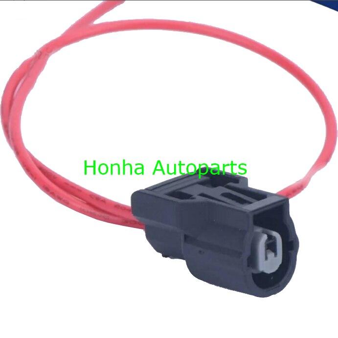Envío Gratis 6189-0940 Auto impermeable conector bomba de aire enchufe de generador arnés de cable