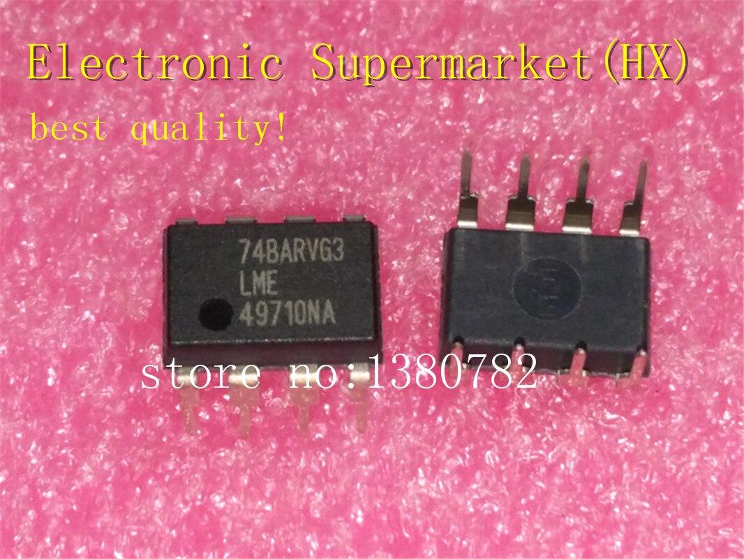شحن مجاني 10 قطعة/السلع LME49710NA LME49710 DIP-8 IC في الأسهم!