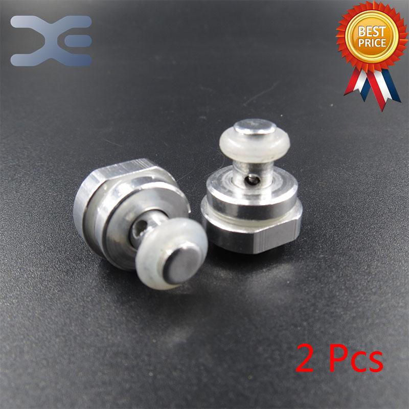 2Per mucho cabezal pequeño redondo Universal válvula de flotador sólo para la válvula de seguridad auto bloqueo de presión de válvula de cocina Accesorios