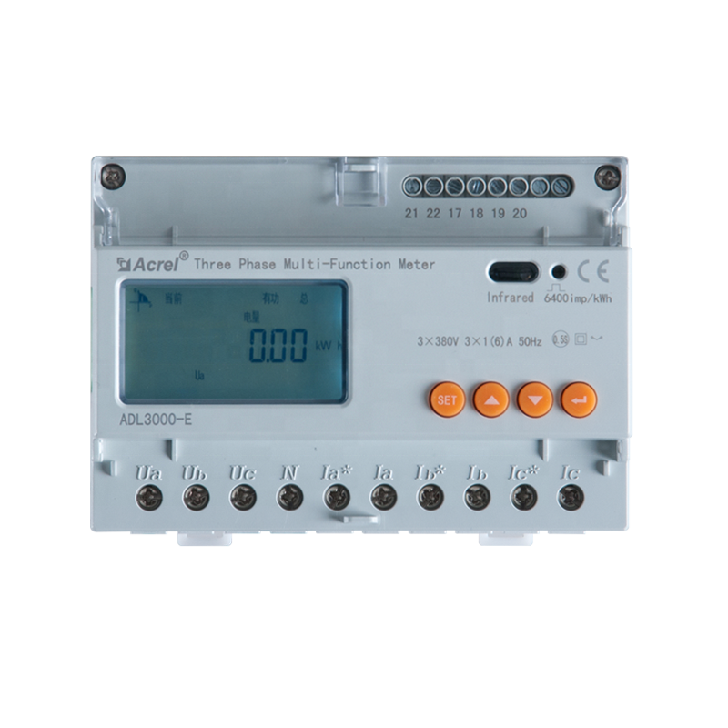 ACREL DTSD1352 three 3 phase energy power motoring meters with RS485 for photovoltic inverters enlarge
