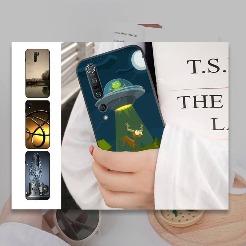 Funda de teléfono para Redmi 7 7A S2 8 8Lite 10 10Lite 5Plus Note9 9Pro 9Promax funda sobre diferentes ilustraciones funda para xiaomi