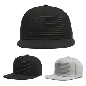 Spring And Summer New Fashion Embroidery Baseball Cap Men And Women Hip Hop Flat Brim Hat