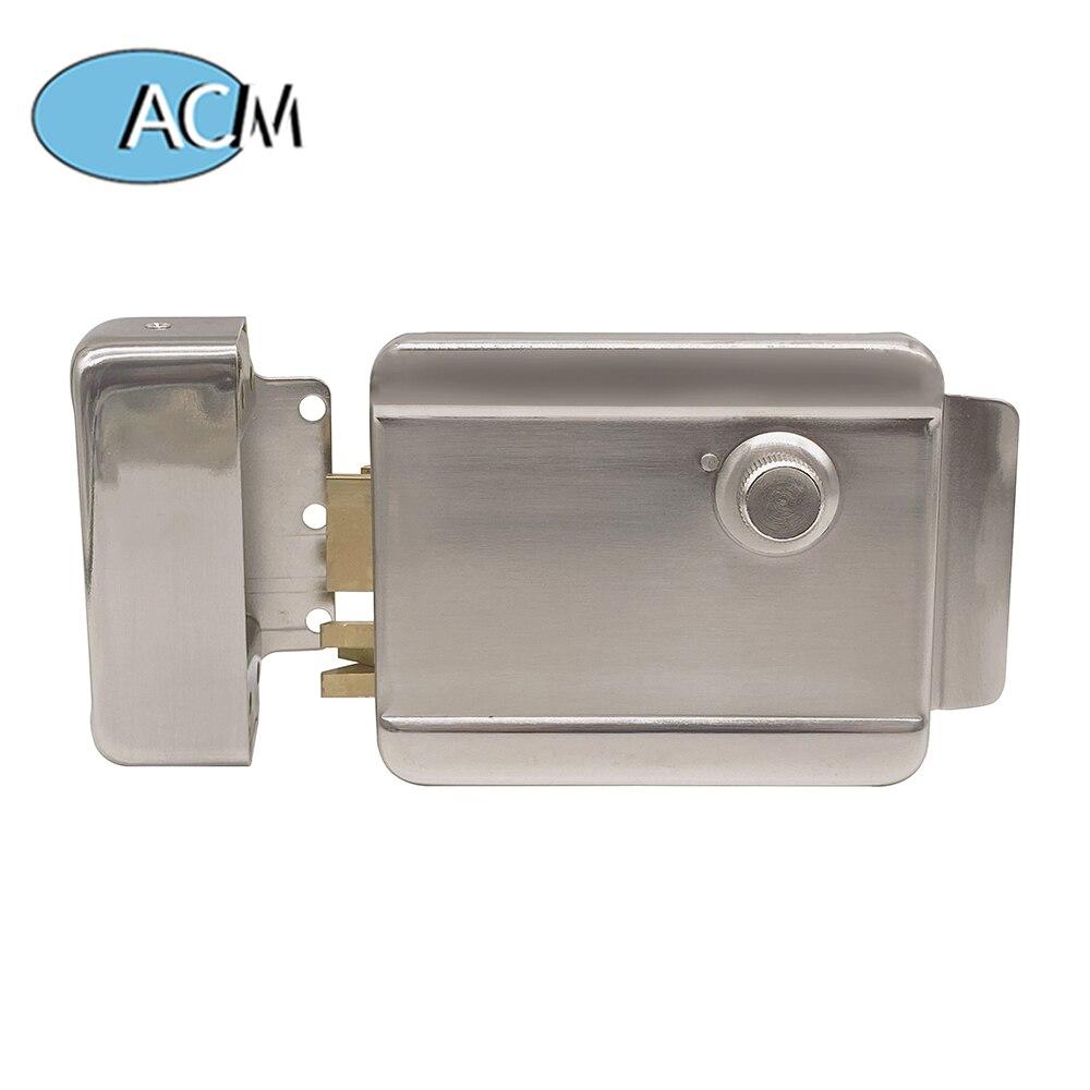 الجملة الأمن أقفال التحكم الكهربائية مقاوم للماء الإلكترونية الداخلية قفل الباب المغناطيسي قفل خارجي