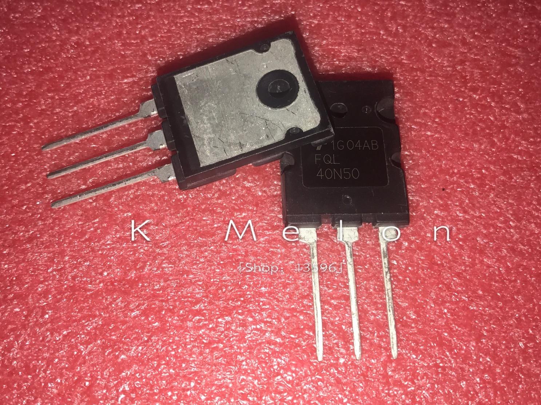 5 uds/10 Uds FQL40N50 FQL40N50F FQL50N40-264 40A 500V
